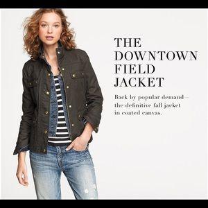 J. Crew Downtown Field Jacket